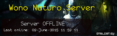 Wono Naturo Server