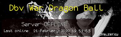 Dbv War Dragon Ball