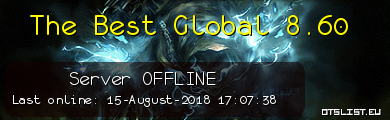 The Best Global 8.60
