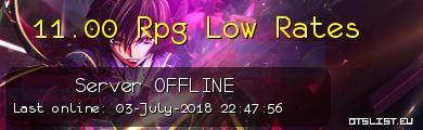 11.00 Rpg Low Rates