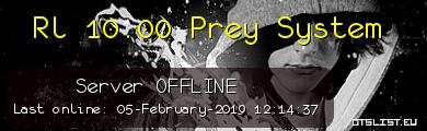 Rl 10.00 Prey System