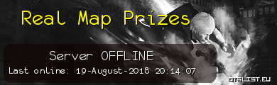 Real Map Prizes