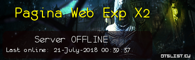 Pagina Web Exp X2