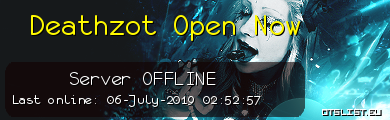 Deathzot Open Now