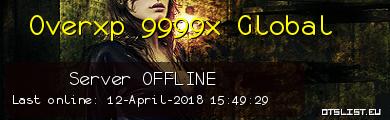 Overxp 9999x Global