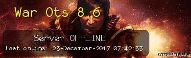 War Ots 8.6