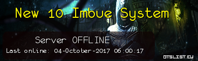 New 10 Imbue System