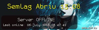 Semlag Abriu 13.08