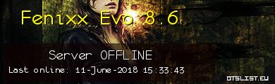 Fenixx Evo 8.6