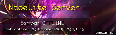 Ntoelite Server