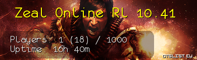 Zeal Online Rl 10.41