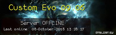 Custom Evo 09.06