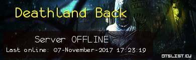 Deathland Back