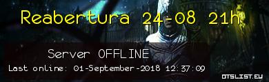 Reabertura 24-08 21h