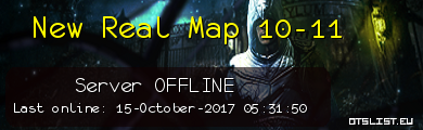 New Real Map 10-11