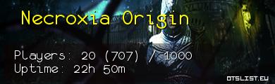 Necroxia Origin