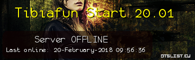 Tibiafun Start 20.01
