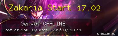 Zakaria Start 17.02