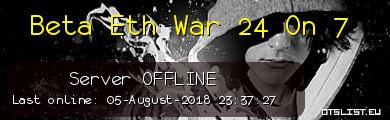 Beta Eth War 24 On 7