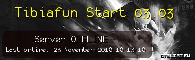 Tibiafun Start 03.03