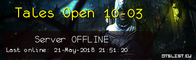 Tales Open 10-03