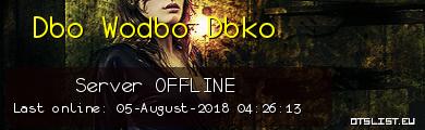 Dbo Wodbo Dbko