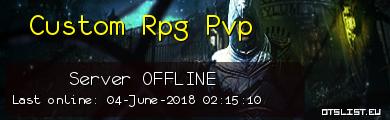 Custom Rpg Pvp