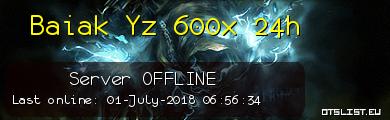 Baiak Yz 600x 24h