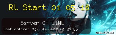 Rl Start 01 05 18