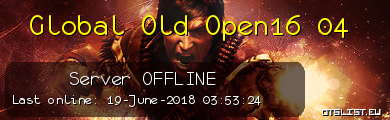 Global Old Open16 04