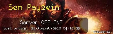 Sem Pay2win