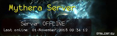 Mythera Server