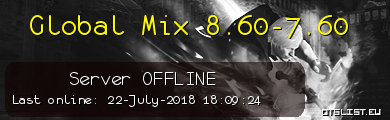 Global Mix 8.60-7.60