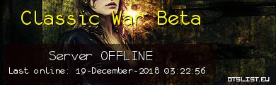 Classic War Beta