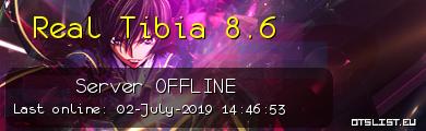 Real Tibia 8.6