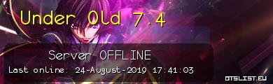 Under Old 7.4