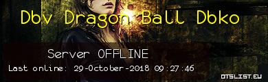 Dbv Dragon Ball Dbko