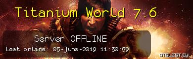 Titanium World 7.6
