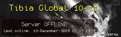 Tibia Global 10-11