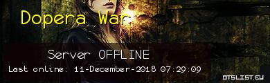 Dopera War