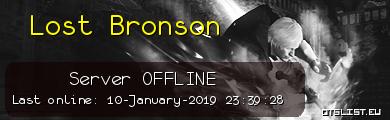 Lost Bronson