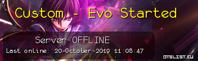 Custom - Evo Started