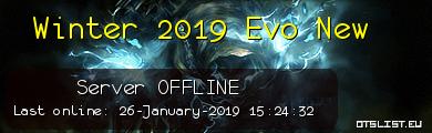Winter 2019 Evo New
