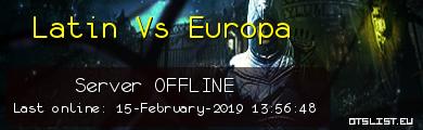Latin Vs Europa