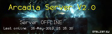 Arcadia Server V2.0