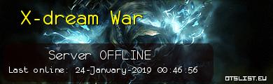 X-dream War