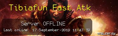 Tibiafun Fast Atk