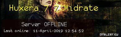 Huxera 7.7 Midrate