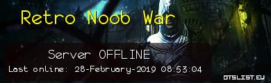 Retro Noob War