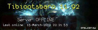 Tibiootsbaro 11.92